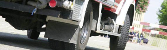 Sicheres Fahren mit Einsatzfahrzeugen der Feuerwehr