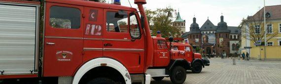 """Jahresabschlussveranstaltung des Fachgebiets """"Historische Feuerwehrtechnik"""""""